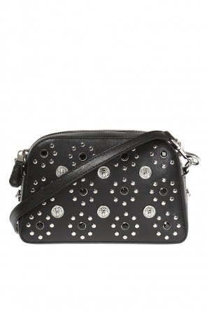 Studded shoulder bag od Versace